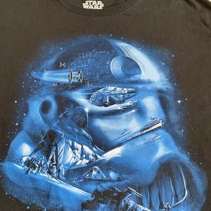 Star Wars Shirts - Star Wars Graphic Tshirt size XL
